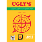 NFPA-RES32014 Ugly's Electrical Safety and NFPA 70E, 2015 Edition