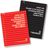 NFPA-1500(13)BK: Standard on Fire Department Occupational Safety, Health Program - BOOK