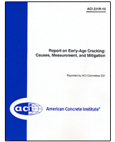 ACI-223R-10 Guide for the Use of Shrinkage-Compensating Concrete