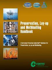 NACE-38593 - Preservation, Lay-Up and Mothballing Handbook