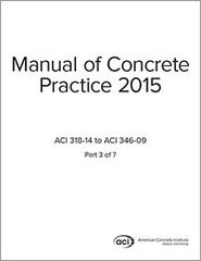 ACI-MCP-3(15) Manual of Concrete Practice Part 3 (2015)