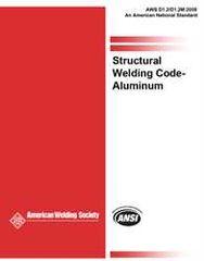 AWS- D1.2/D1.2M:2008 Structural Welding Code Aluminum (Historical)