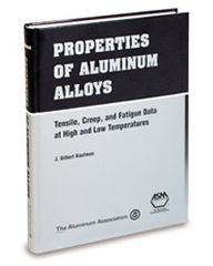 AA-ASM-06813G Properties of Aluminum Alloys: Tensile, Creep and Fatigue Data at High and Low Temperatures