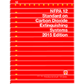 NFPA-12(15): Standard on Carbon Dioxide Extinguishing Systems