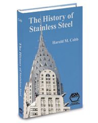 ASM-05279G The History of Stainless Steel