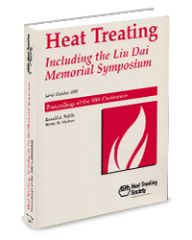 ASM-06780G Heat Treating 1998: Proceedings of the 18th Conference