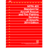 NFPA-403(14): Standard for Aircraft Rescue and Fire-Fighting Services at Airports
