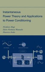 IEEE-10761-4 Instantaneous Power Theory and Applications to Power Conditioning