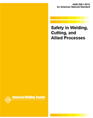 AWS- Z49.1:2012 Safety in Welding and Cutting and Allied Processes