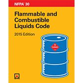 NFPA-30(15): Flammable and Combustible Liquids Code
