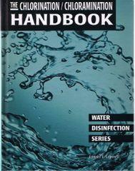 AWWA-78864 Chlorination and Chloramination Handbook (Water Disinfection Series)