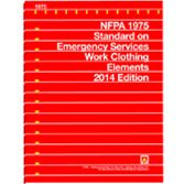 NFPA-1975(14): Standard on Emergency Services Work Clothing Elements