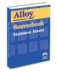 ASM-06940G Alloy Digest Sourcebook: Stainless Steels