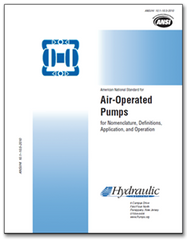 HI-B124 ANSI/HI 10.1-10.5-2010 Air-Operated Pumps
