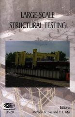 ACI-SP-211 Large-Scale Structural Testing