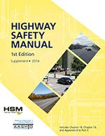 AASHTO-HSM-1S Highway Safety Manual, First Edition, 2014 Supplement