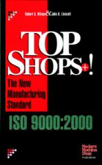 PLASTICS-02974 2000 Top Shops+ ! The New Manufacturing Standard, 2nd Edition, (Hanser)