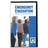 NFPA-VC88 Emergency Evacuation: What Every Employee Should Know Video