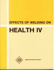 AWS- EWH-4 Effects of Welding on Health