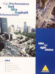 AI-PR-2 High Performance Hot Mix Asphalt Intersection