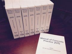 ACI-MCP15Pack 2015 Manual of Concrete Practice-7 Volume Set