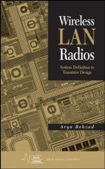 IEEE-70964-0 Wireless LAN Radios: System Definition to Transistor Design