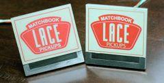 ALUMITONE MATCHBOOK CIGAR BOX PICKUP