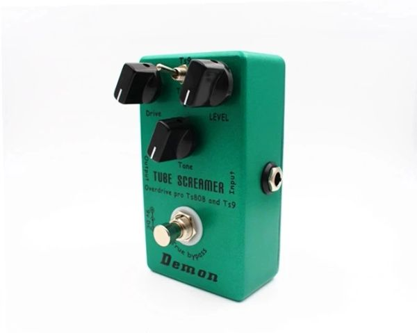 TS9 TS808 HANDMADE TUBE SCREAMER FREE UK SIGNED DELIVERY UK BASED ITEM