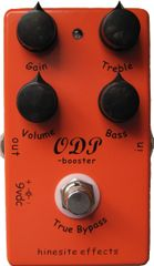HINESITE ODP - BB CLONE GUITAR EFFECTS PEDAL STOMPBOX