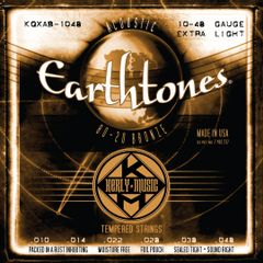 EARTHTONES 80/20 BRONZE ACOUSTIC 6 STRINGS