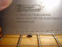 Advanced Guitar Bass Acoustic Setup inc Fret Dress