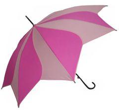PINK Flower petal shaped umbrella/parasol