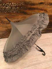 Frilly pagoda - Ruffle Grey