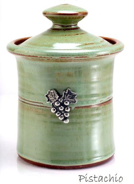 Garlic Pot - Vineyard