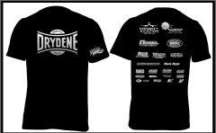 DRYDENE Shark Racing Crew T-Shirt