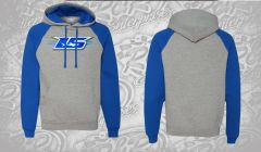 "Logan Schuchart ""LS"" Blue/Grey"