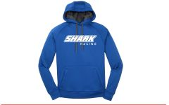 Shark Racing Sport Tek Royal Blue Hoodie
