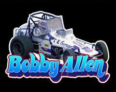 Bobby Allen Car Decal