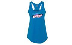 Logan Schuchart Turquoise Tank Top