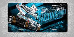Logan Schuchart License Plate