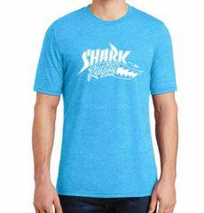 Shark Racing Ocean Blue T-Shirt