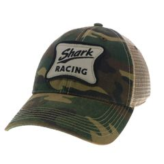 Army Camo Old Favorite Trucker