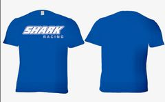 Shark Racing Royal Blue T-Shirt