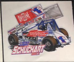 Logan Schuchart Decal