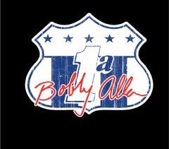 Bobby Allen Emblem 1a Decal