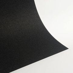 "Ultra Fine Glitter Card Stock, 12"" x 12"" x 3 sheets, Black , SKU# GC-1212006-3"