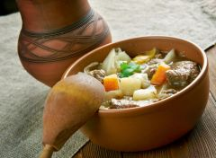 Sold Out! Wed., Dec. 12th: Winter Garbure (Hearty Bayonne Ham & Vegetable Soup) (Cook by Day: Monday / Time to Cook: 45 min.)