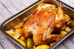 Previous Item: Whole Roasted Chicken with Seasonal Vegetables, Options include 1) Traditional, 2) Moroccan with Preserved Lemon, and 3) Panko Breadcrumb Stuffed ($14 Per Person / Time to Cook: 1:30 Hours (almost none active))