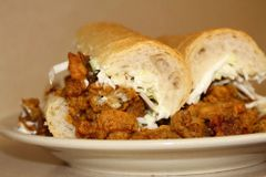 Previous Item: Oyster , Shrimp, or Alligator Po' Boys (Cook by Day: Saturday)