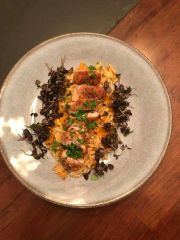 Previous Item: Chicken Piccata with Toasted Orzo & Organic Rapini ($15 Per Person / Time to Cook: 30min. / Cook by Day: Monday)